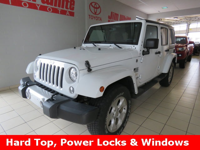 Awesome Pre Owned 2014 Jeep Wrangler Unlimited Sahara