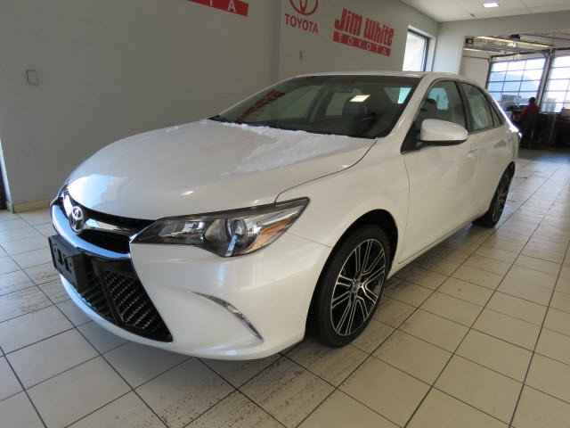 Certified Pre-Owned 2016 Toyota Camry Special Edition